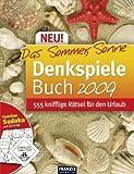 Das Sommer, Sonne, Denkspiele Buch 2009