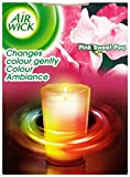 Air Wick Colour Change Candle Pink Sweet Pea 155 gm (Pack of Three)