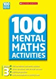 img - for 100 Mental Maths Activities, Year 3 book / textbook / text book