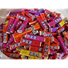 PEZ Candy Refills - Assorted Fruit Flavors - 1 Lb Bulk
