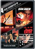 4 Film Favorites Kurt Russell (Soldier/Tequila Sunrise/Executive Decision/Unlawful Entry)