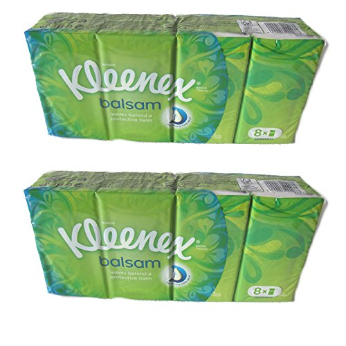 kleenex-balsam-multipack-tissues-8-pocket-packets-of-9-sheets-each-pack-of-2
