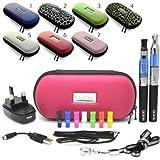 RED âFully Featuredâ PROtank Electric Cigarette Kit Electronic cigarette Ecigarette E Cigarette