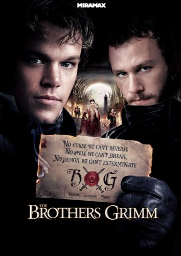 The Brothers Grimm on Amazon Prime Instant Video UK