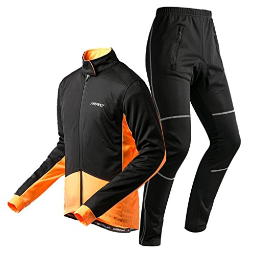 koraman-winter-thermal-fleece-breathable-pro-road-cycling-jerseys-and-cycling-trousers-kit-in-orange