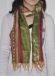 Designer Kantha Decorative Womens Stoles And Scarves