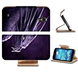 Purple Dragon Artwork Abstract Majestic Samsung Galaxy S4 Flip Cover Case with Card Holder Customized Made to Order Support Ready Premium Deluxe Pu Leather 5 inch (140mm) x 3 1/4 inch (80mm) x 9/16 inch (14mm) Luxlady S IV S 4 Professional Cases Accessories Open Camera Headphone Port I9500 LCD Graphic Background Covers Designed Model Folio Sleeve HD Template Designed Wallpaper Photo Jacket Wifi 16gb 32gb 64gb Luxury Protector Micro SD Wireless Cellphone Cell Phone