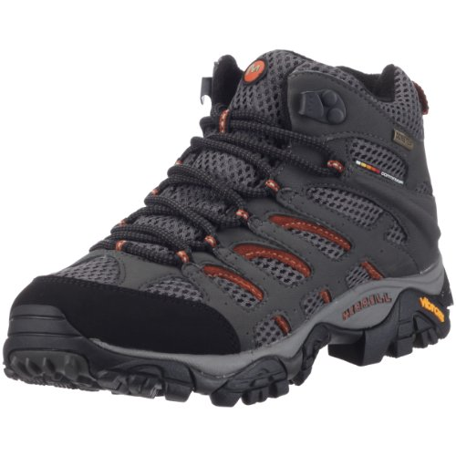 Merrell Women's MOAB MID GTX J87314 Sports Shoes - Outdoors Grey EU 38.5