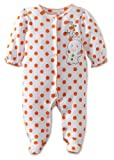 Absorba Baby First Halloween Footie