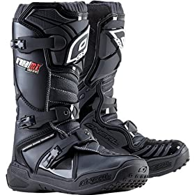 O'Neal Racing Element Youth Boys Off-Road/Dirt Bike Motorcycle Boots - Black / Size 5