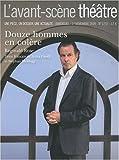 Douze Hommes en Colere ; L'avant-scene theatre n° 1272