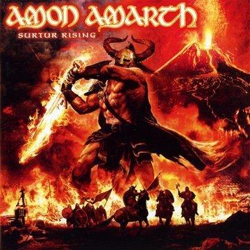 Surtur Rising by Amon Amarth (2011) Audio CD
