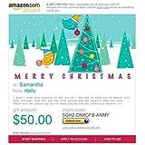 Amazon-Gift-Card---E-mail---Merry-Christmas---Christmas-Birds