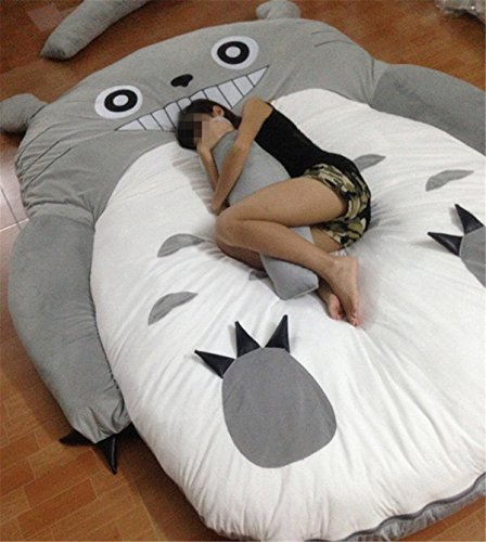 my neighbor totoro bed set