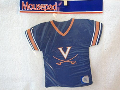 virginia-cavaliers-jersey-shaped-mouse-pad-by-kolder