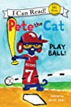 Pete the Cat: Play Ball!: My First I...
