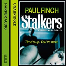 Stalkers (       UNABRIDGED) by Paul Finch Narrated by Paul Thornley