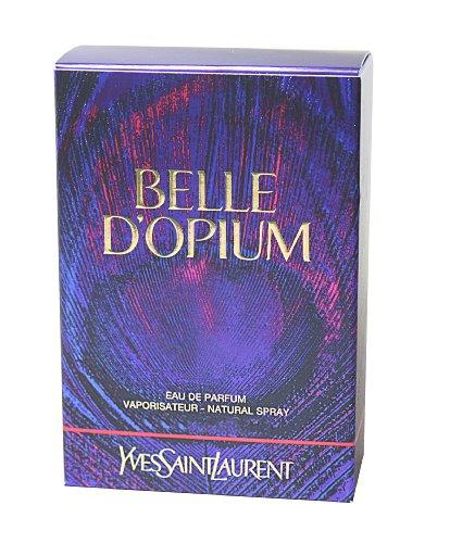 Yves Saint Laurent Belle D'Opium Eau De Parfum Spray for Women, 1 Ounce
