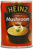 Heinz Classic Cream of Mushroom Soup 400 g (Pack of 24)