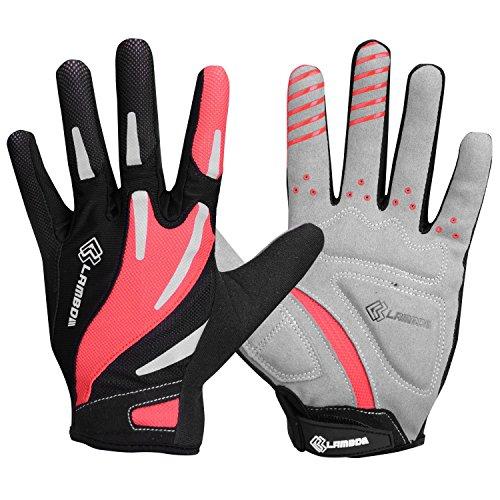 4Ucycling-Handschuhe-mit-Geleinlage-Unisex-fr-Radfahrren