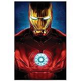 Artmagik Iron Man 13 X 19 Inch Poster