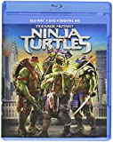 Teenage Mutant Ninja Turtles (Blu-ray + DVD + Digital HD)