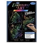 Royal & Langnickel Rainbow Engraving...
