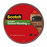 Scotch�-Interior-Exterior-Mounting-Tape-4011-Long-1-Inch-x-450-Inches
