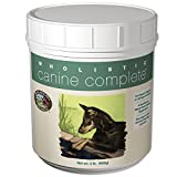 Wholistic Pet Canine Complete Organic Supplement 1lb