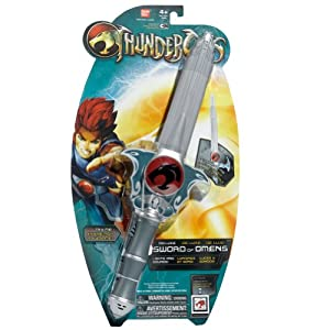Thundercats Sword Omens on Thundercats Deluxe Sword Of Omens  Amazon Co Uk  Toys   Games