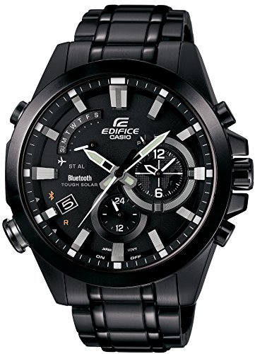 [カシオ]CASIO 腕時計 EDIFICE TIME TRAVELLER スマートフォンリンクモデル EQB-510DC-1AJF メンズ