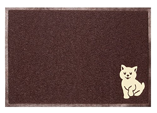 Nature's Cat Litter Mat BPA Free Extra Large Rectangular Litter Mat