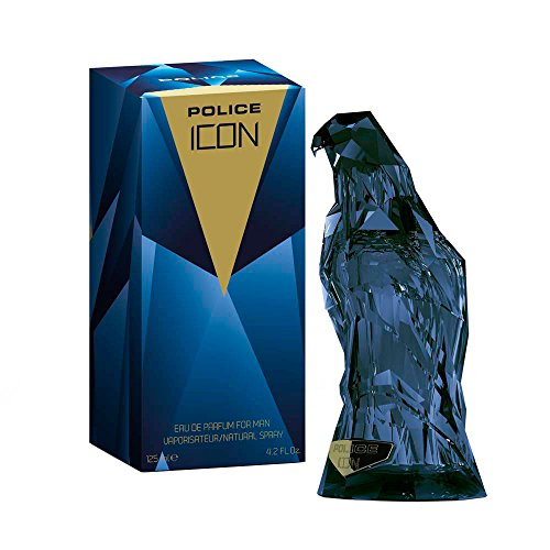 Icon Eau de Parfum 125 ml Spray Uomo