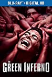 Green Inferno [Blu-ray] [Import]