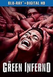 The Green Inferno (Director\'s Cut Blu-ray + Digital HD)