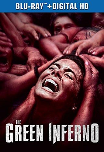 The Green Inferno (Director's Cut Blu-ray + Digital HD)