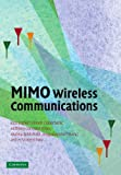 img - for MIMO Wireless Communications book / textbook / text book