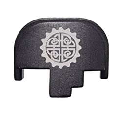 Buy Celtic Shield Gear Rear Slide Cover Plate for Smith & Wesson S&W M&P full size &... by NDZ Performance