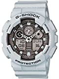 "Casio - G-Shock - Big Case Ana-Digi - ""Ice Gray"" - GA100LG-8A"