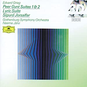 Grieg: Peer Gynt Suites Nos. 1 & 2; Lyric Suite; Sigurd Jorsalfar