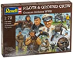 Revell 1:72 02400 WWII German Pilots...
