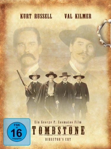Tombstone [Director's Cut] [2 DVDs]