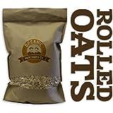 Organic Gluten Free Oats - NON GMO, Kosher Certified, 3lb Bag