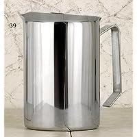 Stainless Steel milk pitcher 50 oz.