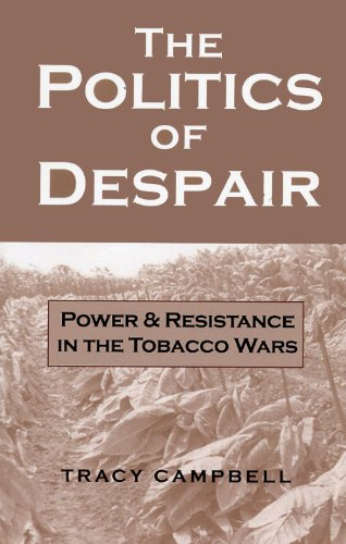 The Politics of Despair: Power and Resistance in the...