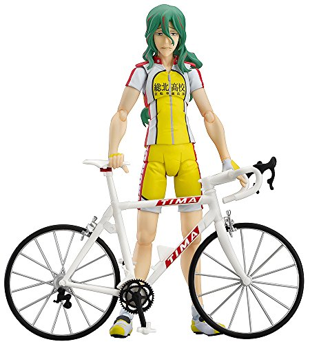 figma 弱虫ペダル GRANDE ROAD 巻島裕介 ノンスケール ABS&ATBC-PVC製 塗装済み可動フィギュア