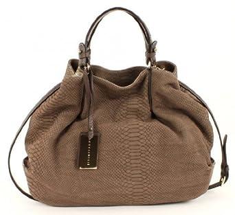 coccinelle handbag tasche handtasche esma lux braun alabaster earth bekleidung. Black Bedroom Furniture Sets. Home Design Ideas