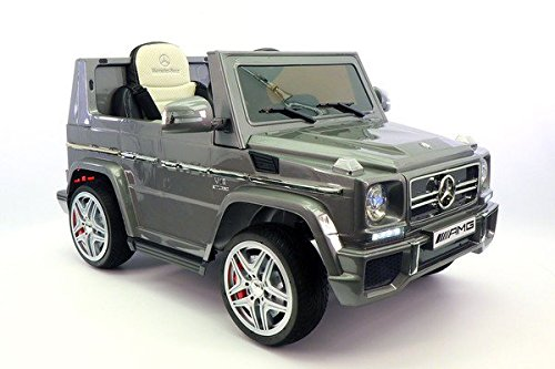 licensed mercedes kids ride on car mp3 input 12v battery power rc parental remote little kid cars