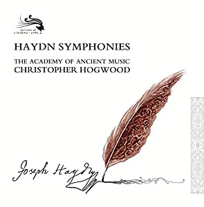 Haydn Symphonies - The Academy Of Ancient Music by Christopher Hogwood