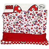 Disney Minnie Mouse - echarpe foulard rond tube pour enfant 4365, rouge